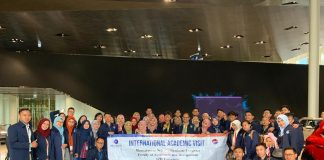 International Academic Visit PSIM IPB ke Korea Selatan